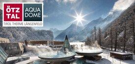 AQUA DOME - Exklusives Skiopening