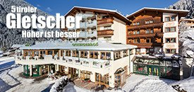 Alpenwellnesshotel Gasteigerhof Tirol